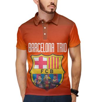 Barcelona trio