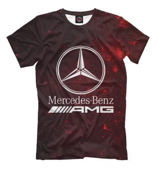 Мужская футболка Mersedes-Benz AMG