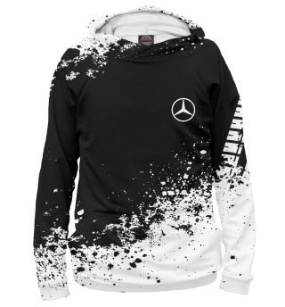 Женское худи Mercedes-Benz abstract sport uniform