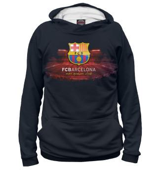 Женское худи FC Barсelona
