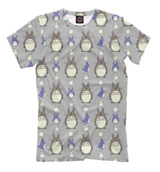 Мужская футболка Totoro