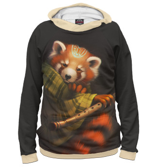 Мужское худи Red panda