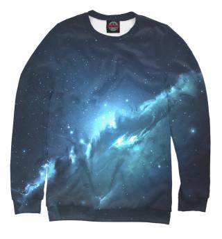 Мужской свитшот Atlantis Nebula