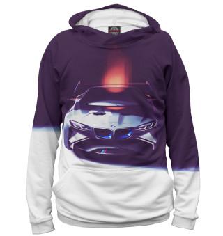 Худи для девочки BMW