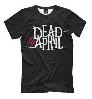 Мужская футболка Dead by April