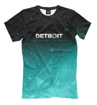 Мужская футболка Detroit Become Human