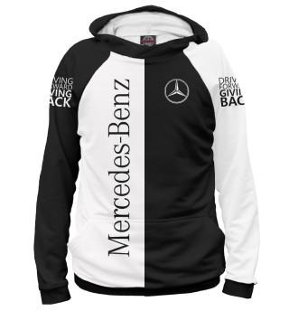 Мужское худи Mercedes