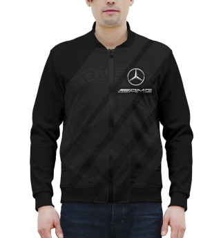 Мужской бомбер Mercedes AMG