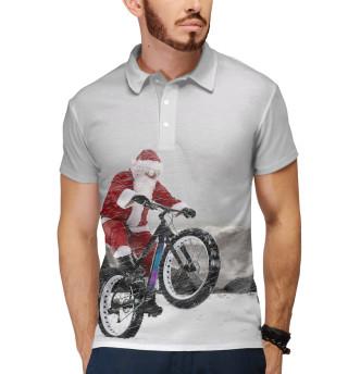Дед Мороз и его БАЙК