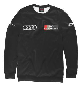 Мужской свитшот Audi Quattro