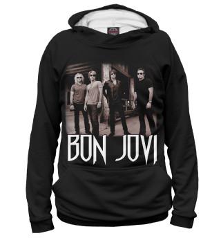 Мужское худи Bon Jovi