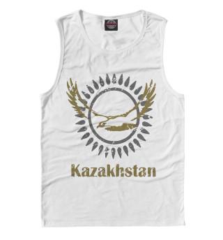 Мужская майка Солнечный Казахстан