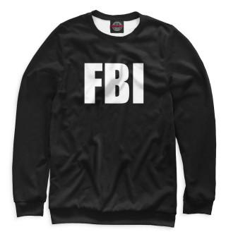 Мужской свитшот FBI