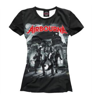 Женская футболка Airbourne