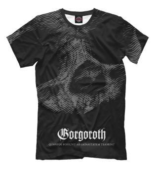 Мужская футболка Gorgoroth
