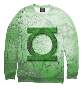 Мужской свитшот Зеленый Фонарь