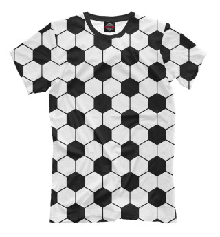 Мужская футболка Футбол