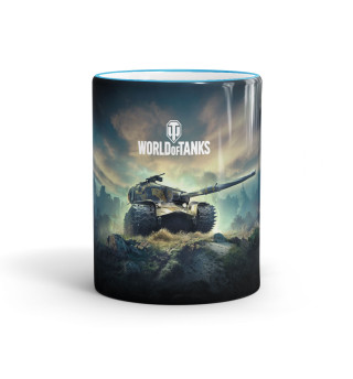 Кружка World of Tanks