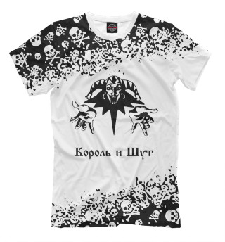 Мужская футболка Король и Шут