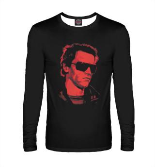 Мужской лонгслив The Terminator 1984