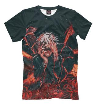 Мужская футболка Tokyo Ghoul