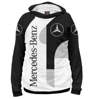Мужское худи Mercedes-Benz