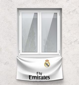 Флаг Форма Реал Мадрид