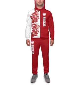 Мужской спортивный костюм Russia