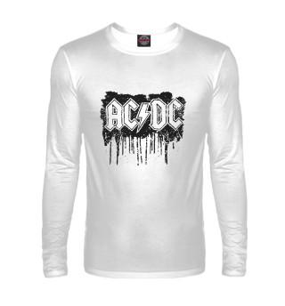 Мужской лонгслив AC/DC