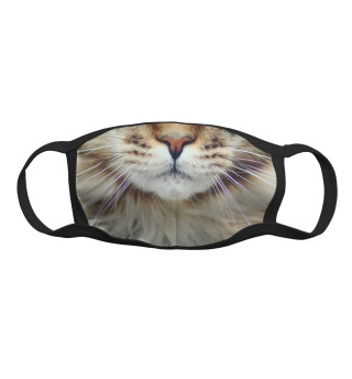 Маска тканевая Кот