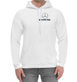 Мужской хлопковый худи Mercedes AMG
