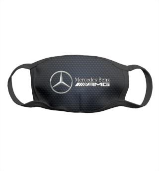 Маска тканевая Mercedes / Мерседес