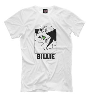 Мужская футболка Billie Eilish