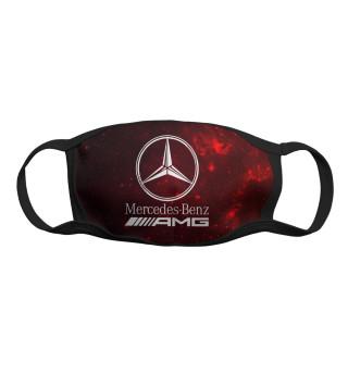 Маска тканевая Mersedes-Benz AMG