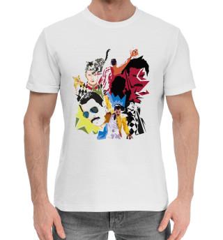 Женская хлопковая футболка Queen