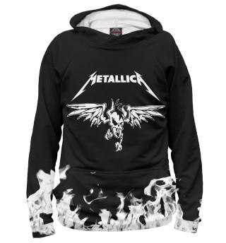 Мужское худи Metallica