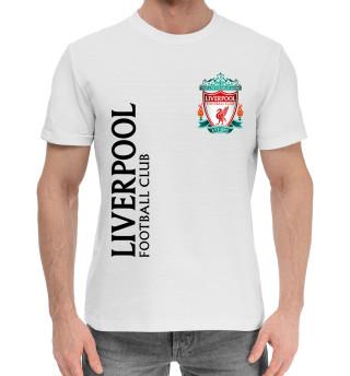 Мужская хлопковая футболка Liverpool