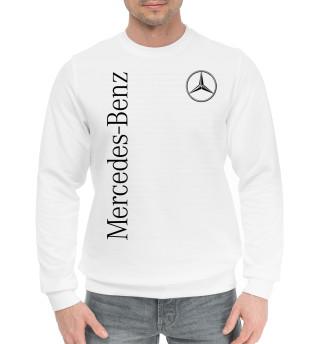 Мужской хлопковый свитшот Mercedes-Benz