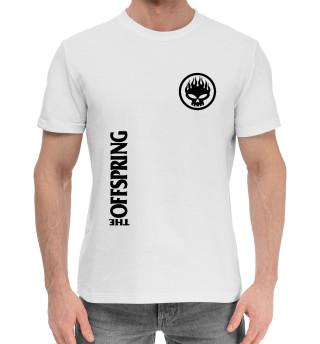Мужская хлопковая футболка The Offspring