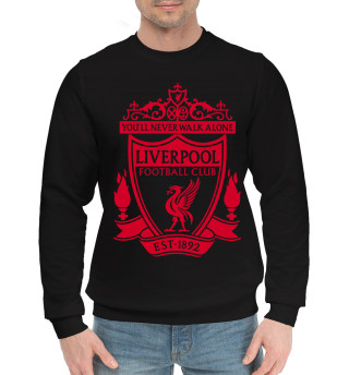 Мужской хлопковый свитшот Liverpool