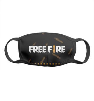 Маска тканевая Free Fire / Фри Фаер