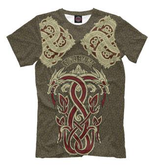 Мужская футболка Предки