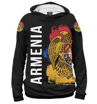 Женское худи Armenia