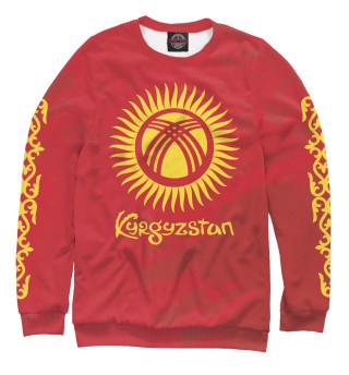 Мужской свитшот Киргизия