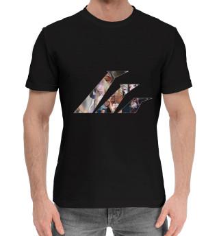 Мужская хлопковая футболка Hydra II