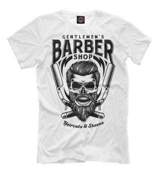 Мужская футболка Barber