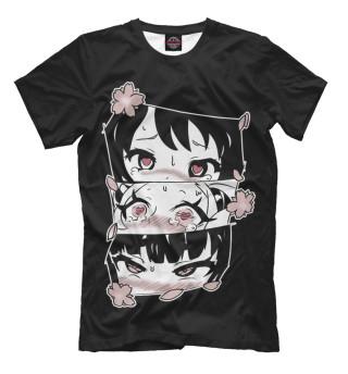 Мужская футболка Ahegao