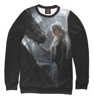 Мужской свитшот Мать драконов