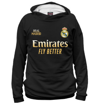 Мужское худи Real Madrid Gold
