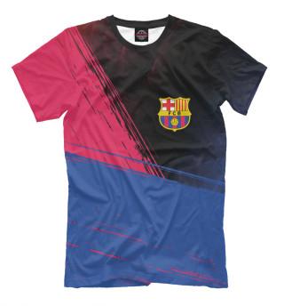 Мужская футболка Barcelona / Барселона